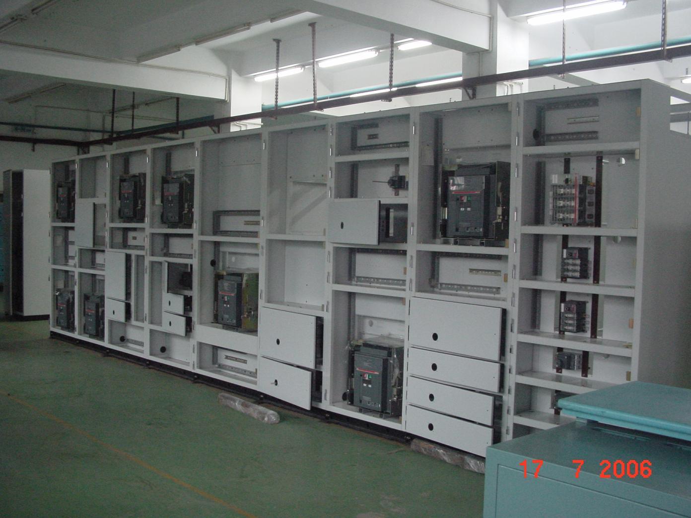 高低压配电柜接线图