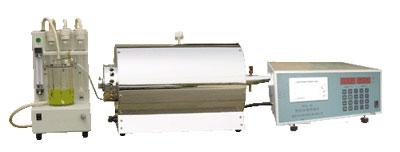 WDL-8C型微机快速测硫仪