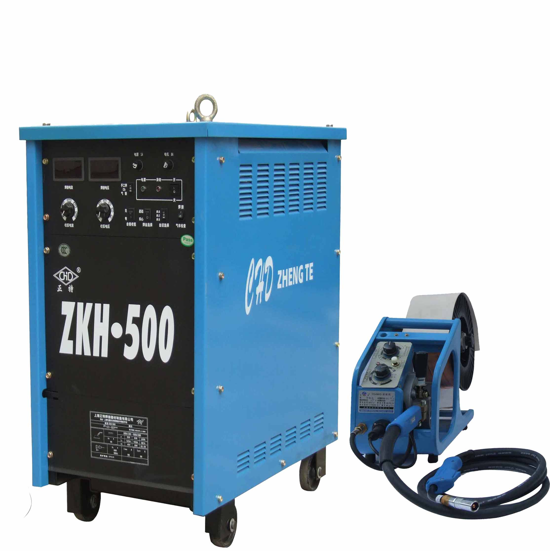 ZKH系列晶�l管控制CO2/手工焊/�馀俸付喙δ芎�C