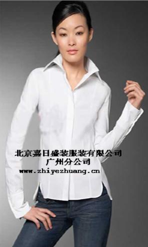 广州衬衫定做广州男女衬衫半袖衬衫纯棉衬衫定做