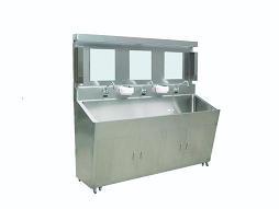 手术室洗手刷规格型号及价格 医用洗手池 医用洗手刷 感应