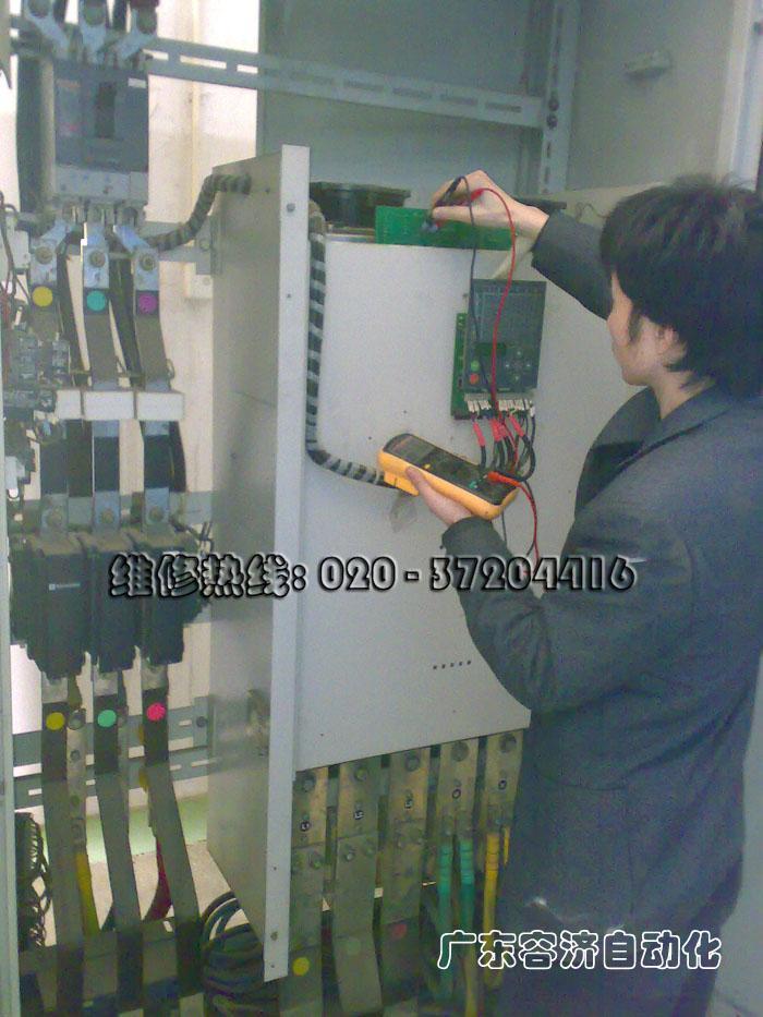 粗线机伺服维修,广东容济维修粗线机伺服