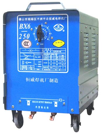 BX6系列交流弧焊机规格型号及价格 象牌焊机图片