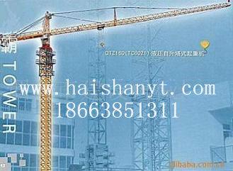 QTZ160塔吊规格型号及价格-长螺旋打桩机_履