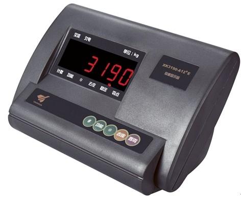 XK3190-A12E小地磅显示仪表