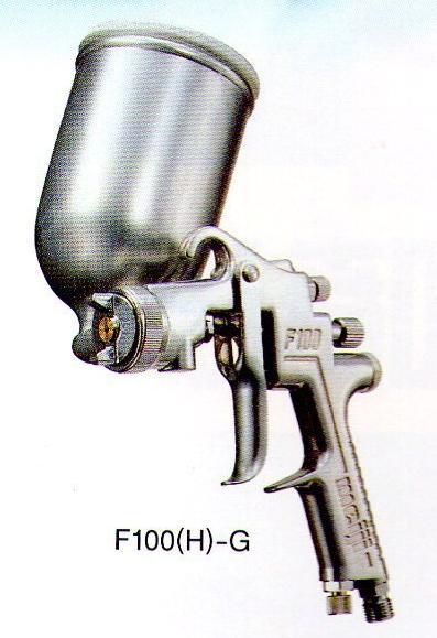 明治重力式喷枪F100-G