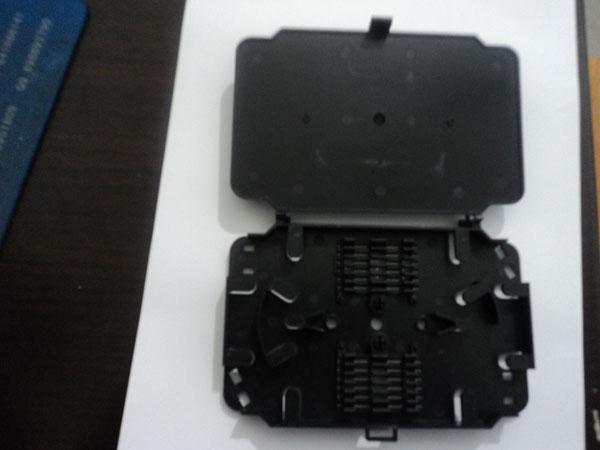 12芯熔接盘黑色