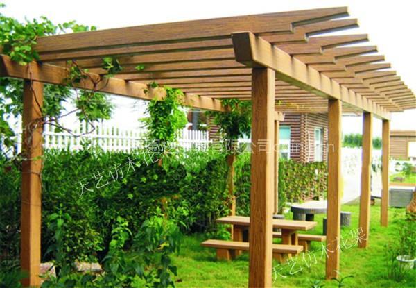 仿木长廊 仿木花架价格 仿木长廊 仿木花架型号规格