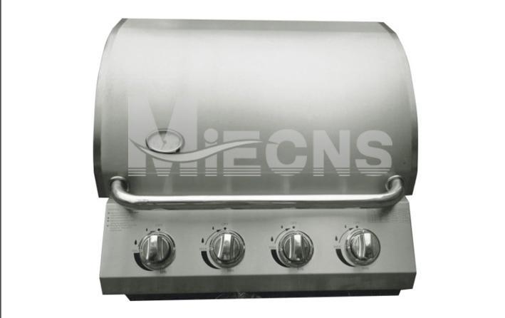 内嵌式燃气烧烤炉 别墅烧烤炉 镶嵌式烧烤炉价格及规格型号