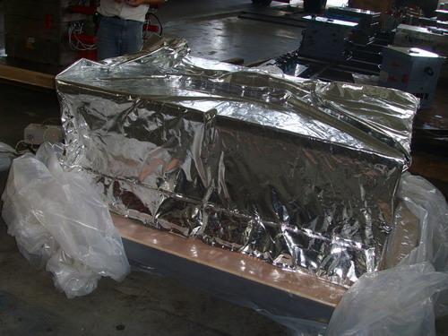 25公斤大�X箔袋 �X箔遮光袋 �X箔膜卷材