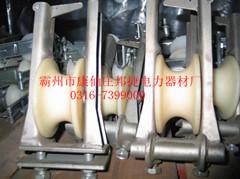 SHC-0.5铝轮朝天放线滑车●尼龙轮朝天放线滑轮
