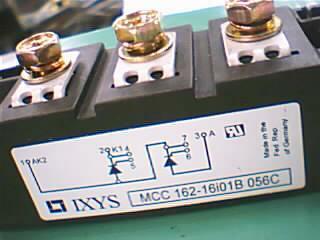 艾赛斯可控硅MCD132-16iO1B VHF36-16iO5