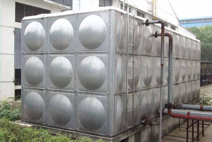 南京消防水箱方形不锈钢水箱保温水箱价格 南京消防水箱方形不锈钢