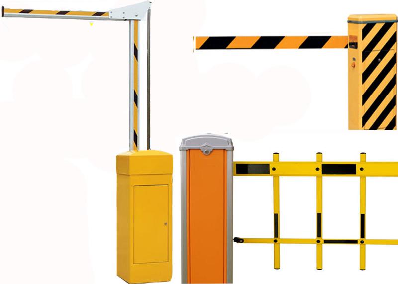 松山湖工厂道闸门、小区电动栏杆