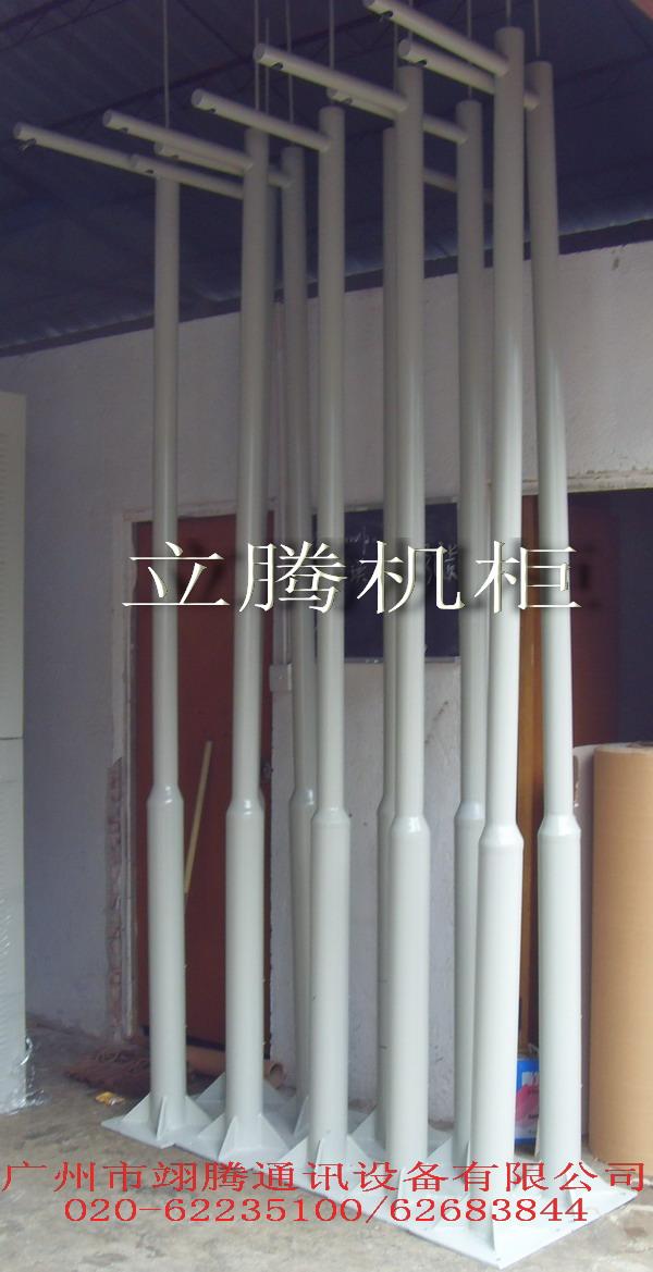 贵港l-6000系列立杆、大小杆,八角杆、立杆防水箱