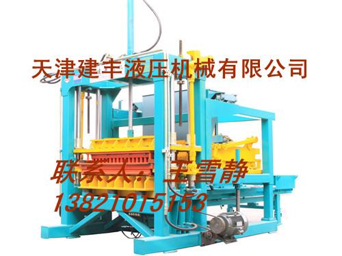 哈尔滨长期出售各种环保型号免烧砖机