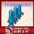 WQ系列带切割装置排污泵|济宁排污潜水泵