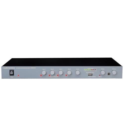 AT-MX351铁三角四路混音器/温州市铁三角代理直销