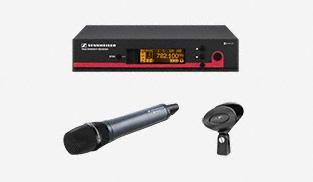 SENNHEISER EW135G3无线话筒