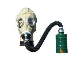 防毒面具/头盔式过滤型防毒面具