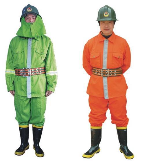 消防服装/97式 02式消防战斗服