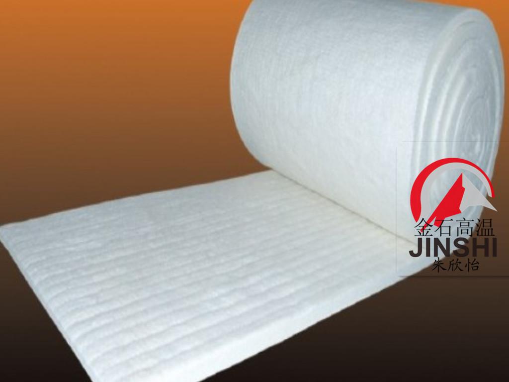 锆铝型陶瓷纤维毯