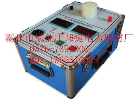 化锌避雷器直流参数测试仪价格及规格型号图片