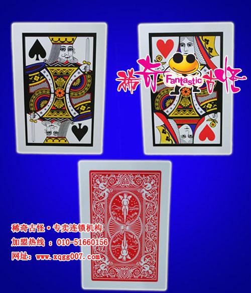 魔术玩具风靡全国稀奇古怪品牌加盟祝您成功