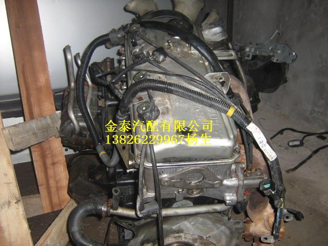 三菱6D22 T发动机总成价格 三菱6D22 T发动机总成型号规格高清图片