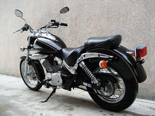二手摩托车02年铃木VL250摩托车 价格:5000元