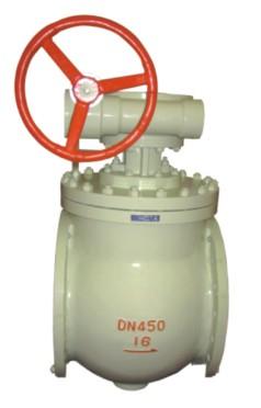 DYQ340F上装式球阀