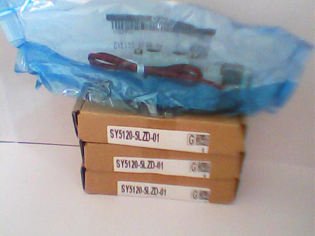 日本smc电磁阀 SY7120-5LZD-02