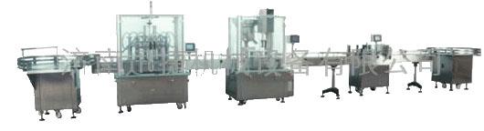 青岛啤酒灌装机-果汁灌装机-饮料灌装生产线