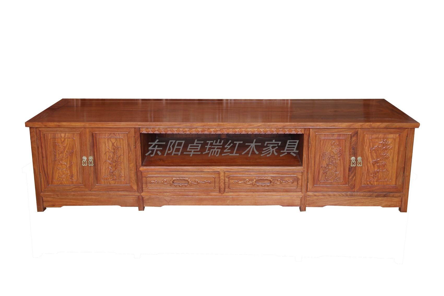 红木家具电视柜