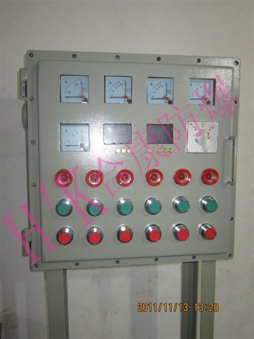 防爆星三角降压启动 防爆消防喷淋水泵控制柜价格及规格型号