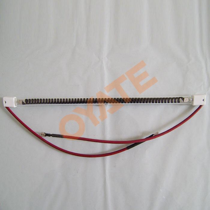 桑拿房用透明红外线加热管价格 桑拿房用透明红外线加热管型号规格