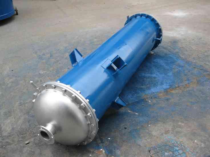 列管冷凝器成都 四川 重庆价格 列管冷凝器成都 四川 重庆型号规格