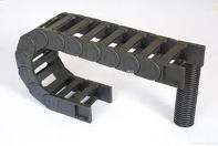 消音穿线塑料拖链价格,最新产品,消音穿线塑料拖链