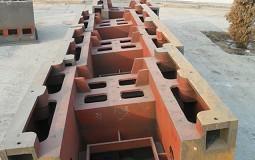 机床铸件专业定做60吨以下铸件厂家