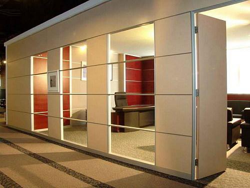 铝镁合金隔断首选 提供木制屏风隔断效果图价格及规格型号