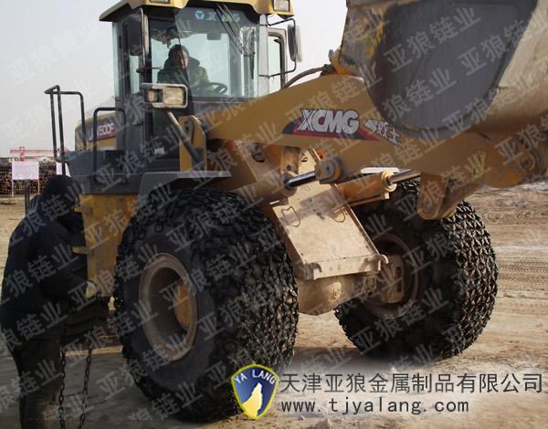 铲运机保护链厂价格 铲运机保护链厂型号规格图片