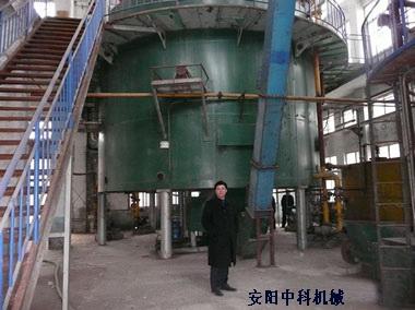 科集团环保油脂浸出精炼设备