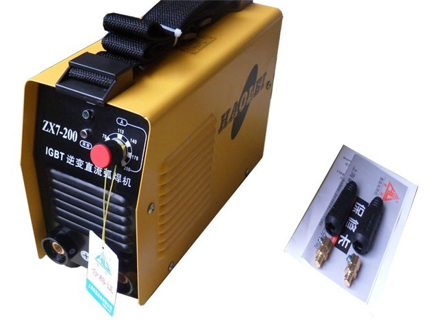 迷你 逆变直流手弧电焊机ZX7 200价格及规格型号图片