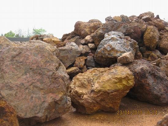 安徽产优质赤铁矿,褐铁矿
