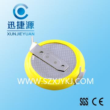 CR2032焊脚电池