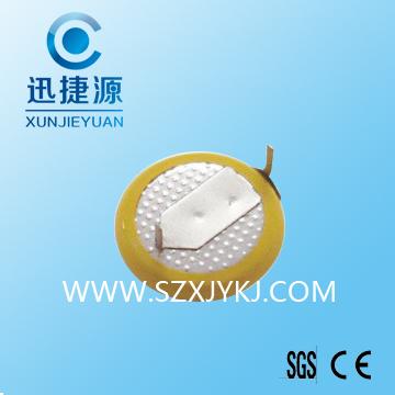 CR1220焊脚电池