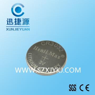 CR3032电池 有源电子标签电池