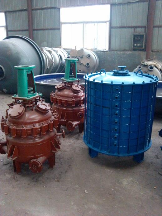 湖南搪瓷反应釜厂价格 湖南搪瓷反应釜厂型号规格