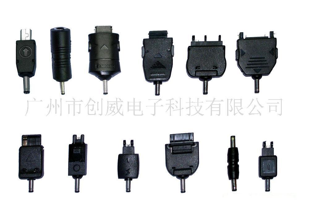 连接器规格型号及价格 汽车氧吧 电子礼品 手摇充电器 手机连接器高清图片